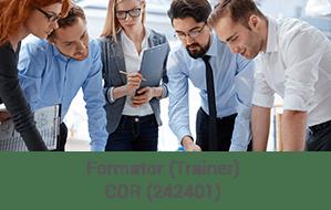 Formator (Trainer) COR (242401)-min